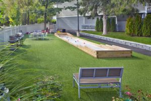 Bocce Ball Court & BBQ