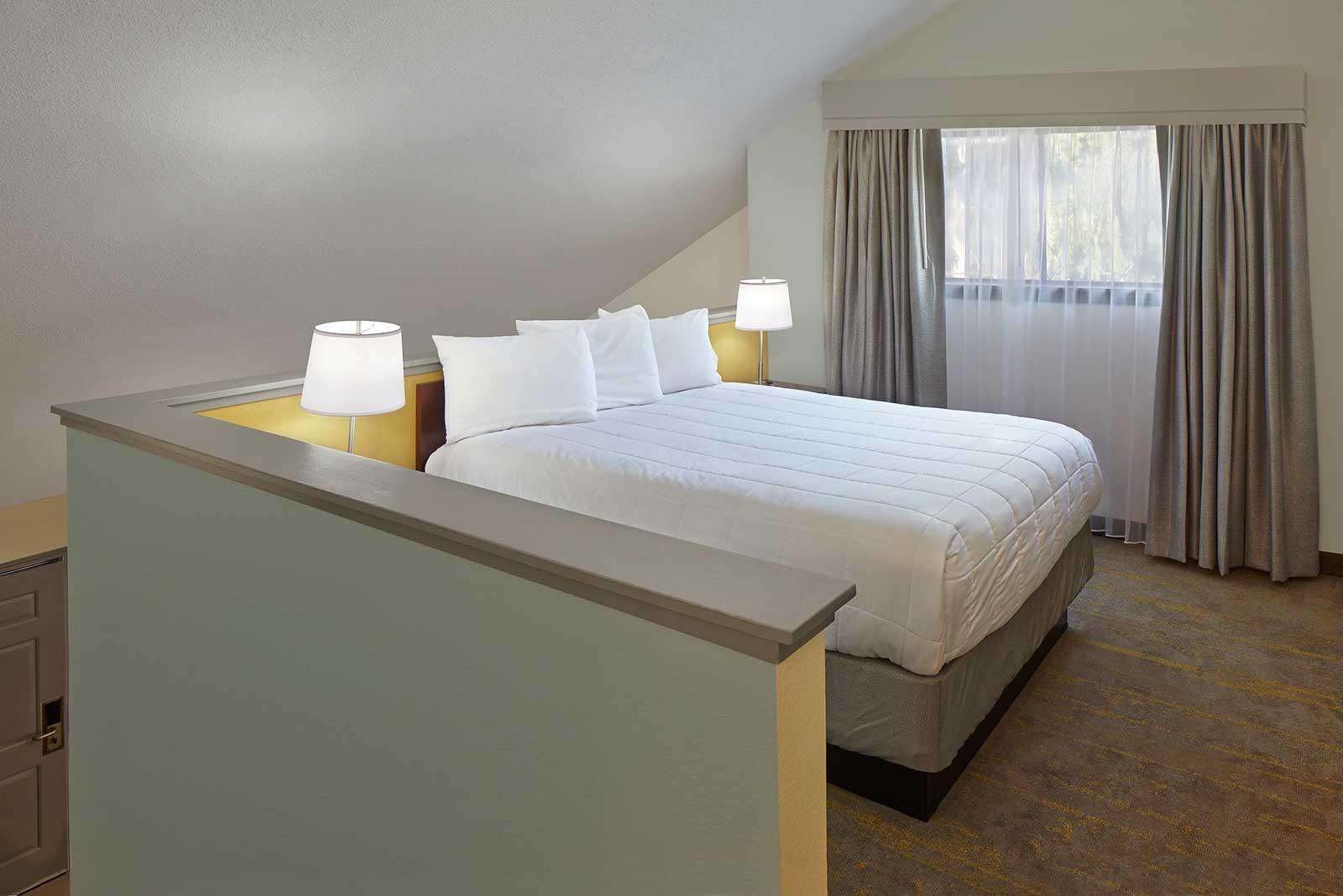 Two Bedroom Loft New Haven Village Suites